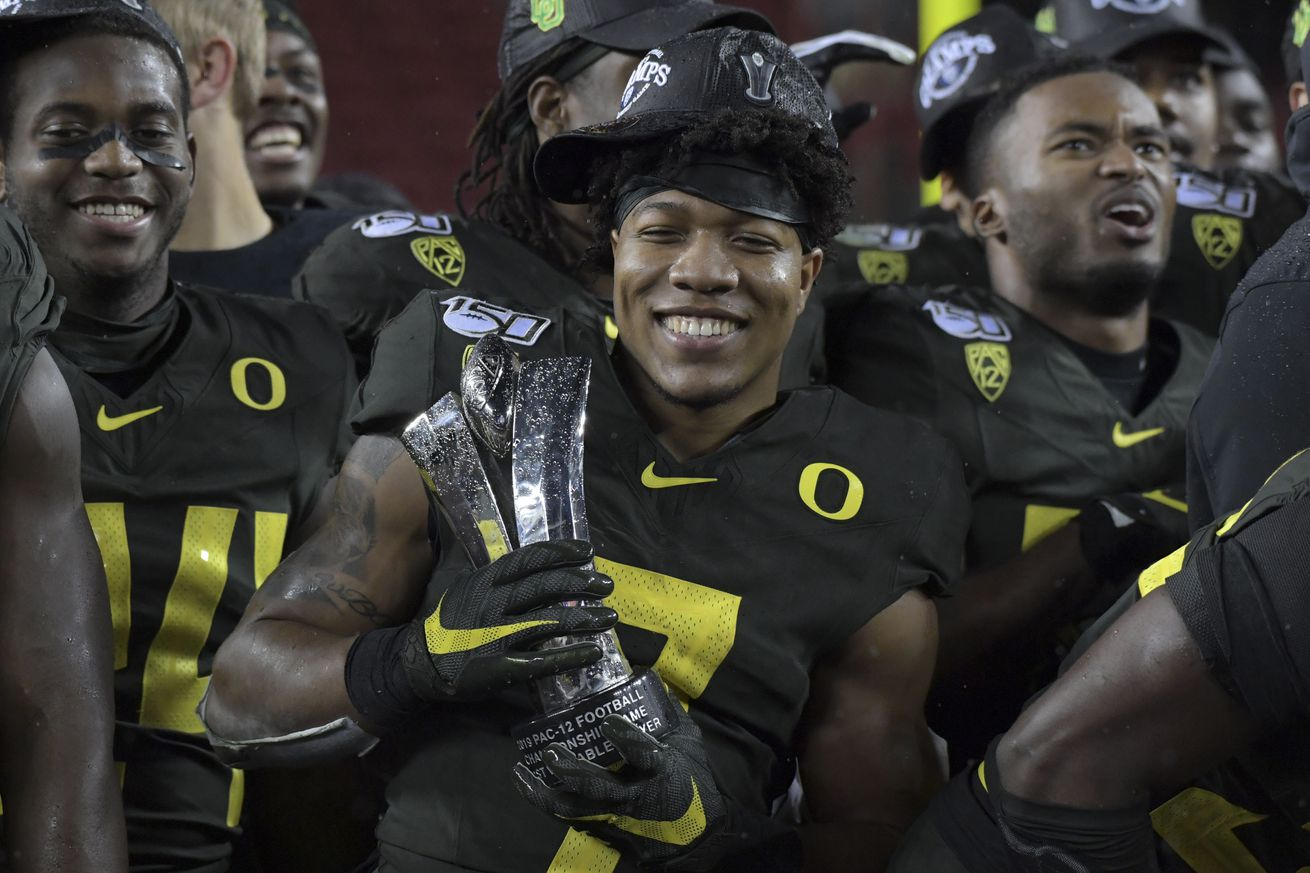 Report: Oregon RB Coach Jim Mastro A Candidate for Cal Poly