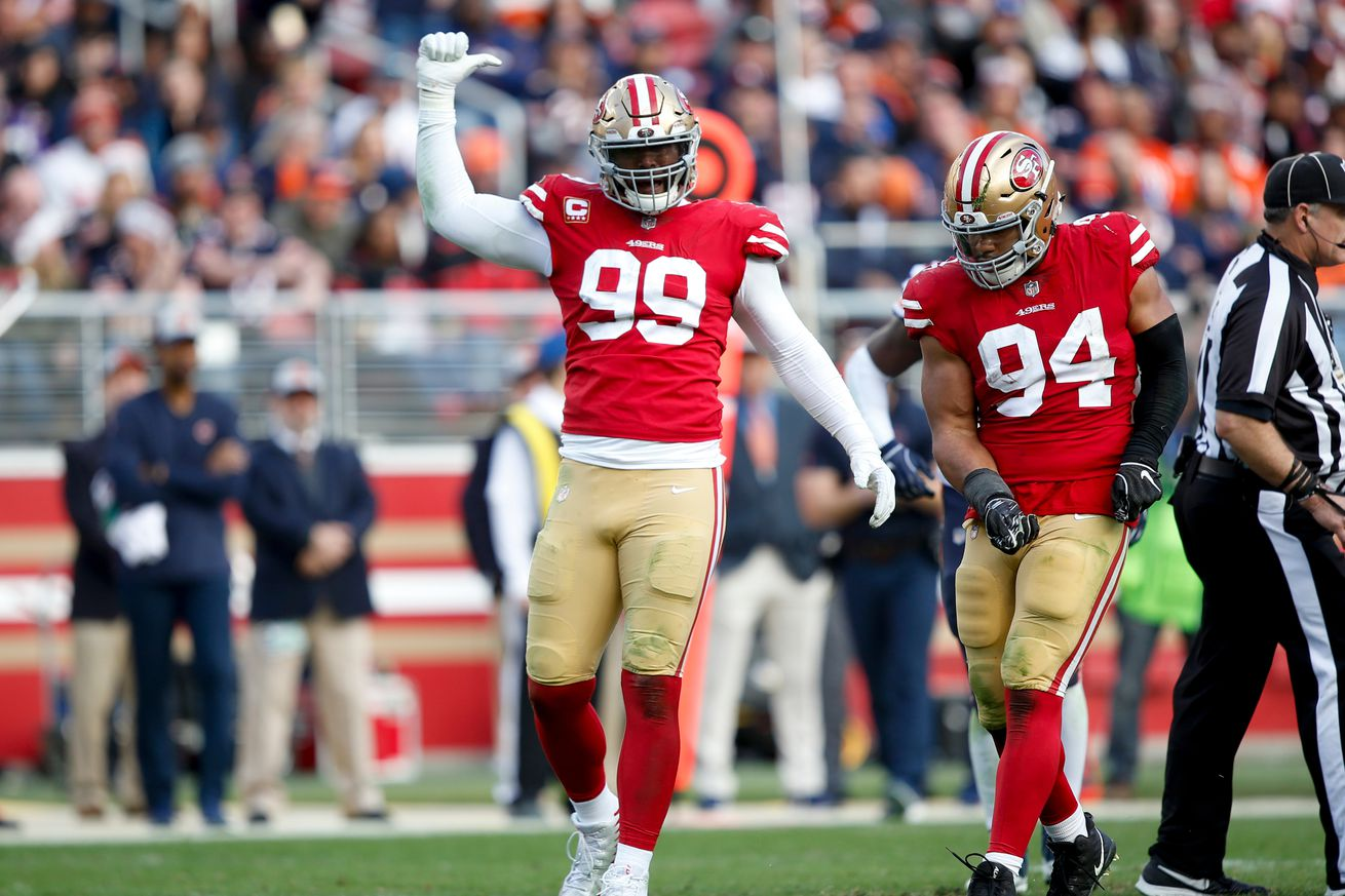 Pro Football Focus ranks 49ers pass rush 8th