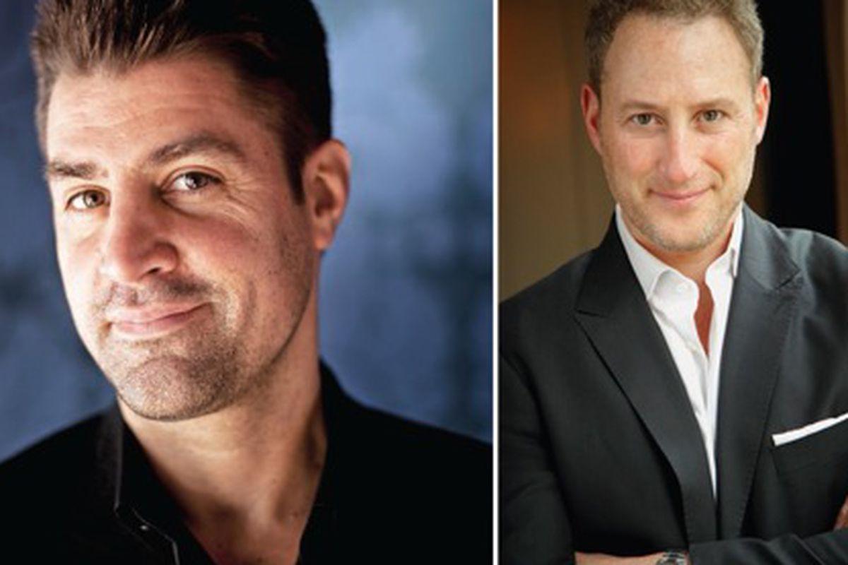 Kevin Boehm and Rob Katz