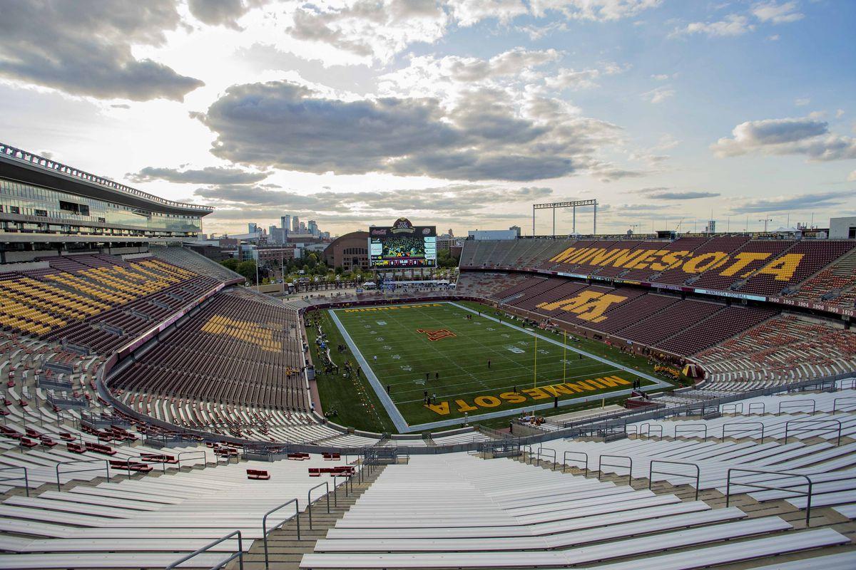 NCAA Football: Oregon State at Minnesota