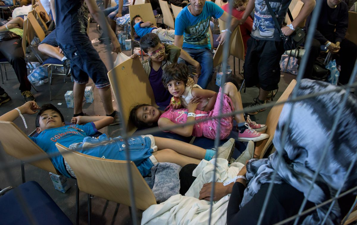 Bavaria Struggles With Record Refugee Influx
