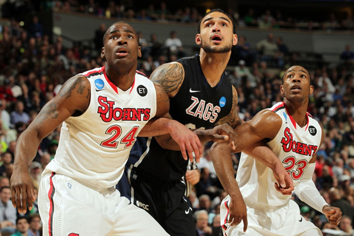 After leaving St. John's, <strong>Justin Burrell</strong> is already making a career for himself - and the NBA might not be so far off.