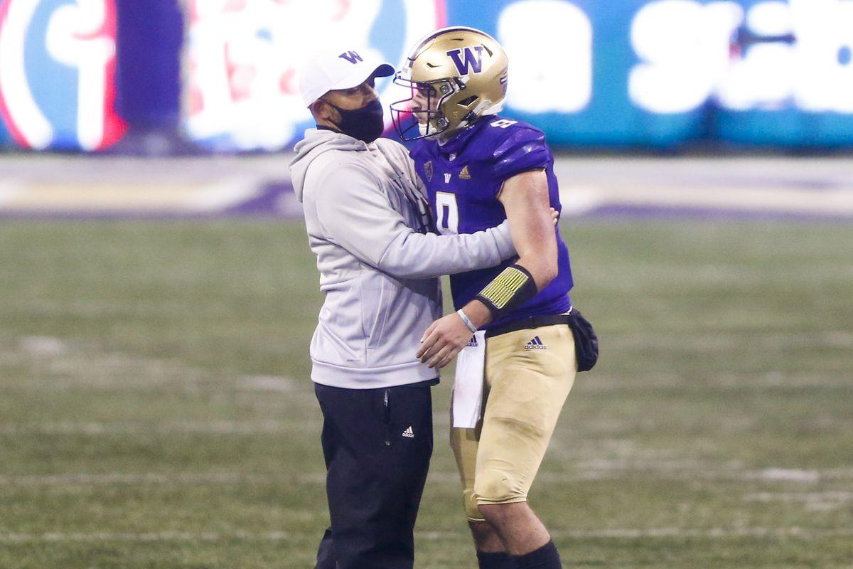 NCAA Football: Oregon State at Washington