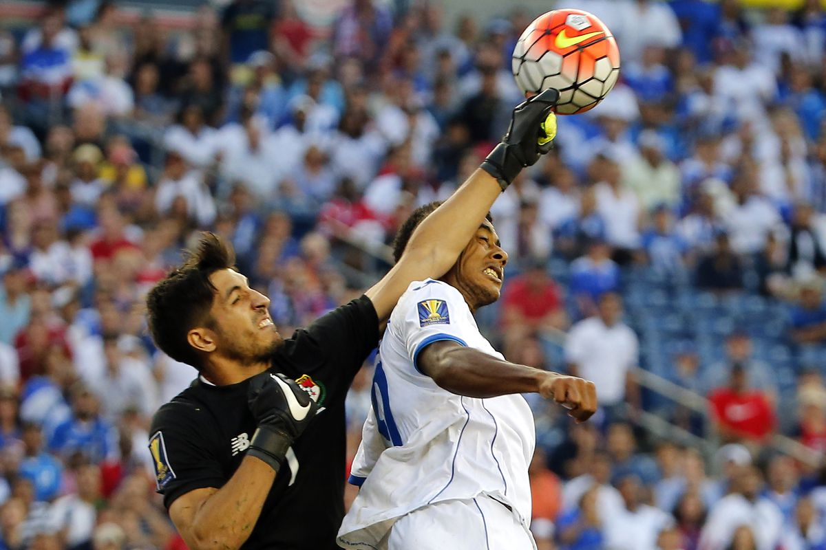 Penedo was a two-time Top Goalkeeper winner while playing for Panama in the Gold Cup tournament
