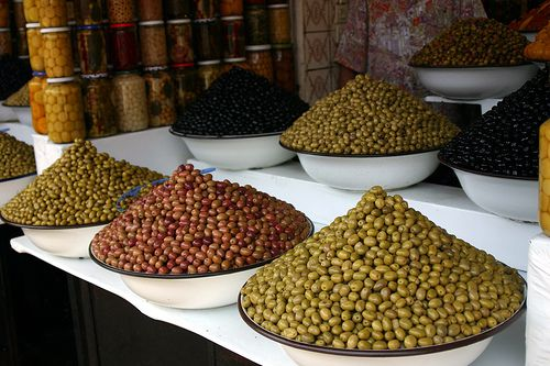Marrakesh - olives, <em>by ##http://www.flickr.com/photos/goofball/497059788/##goofball12##</em>.