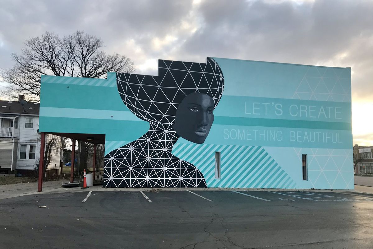 detroiter creates resource to document murals across the city