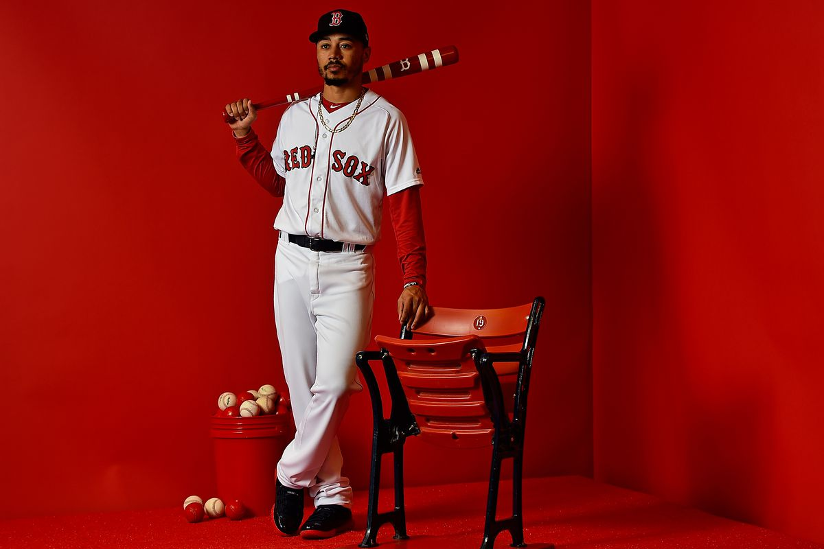 The Red Sox can afford whatever Mookie Betts wants