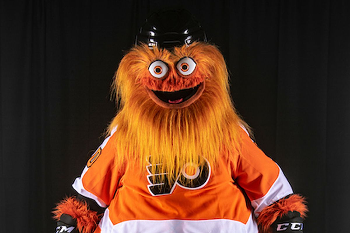 the flyers are getting gritty broad street hockey