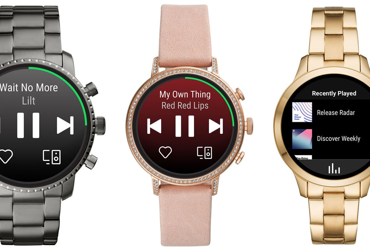 b25722260e230 Spotify s new Wear OS app brings Connect features