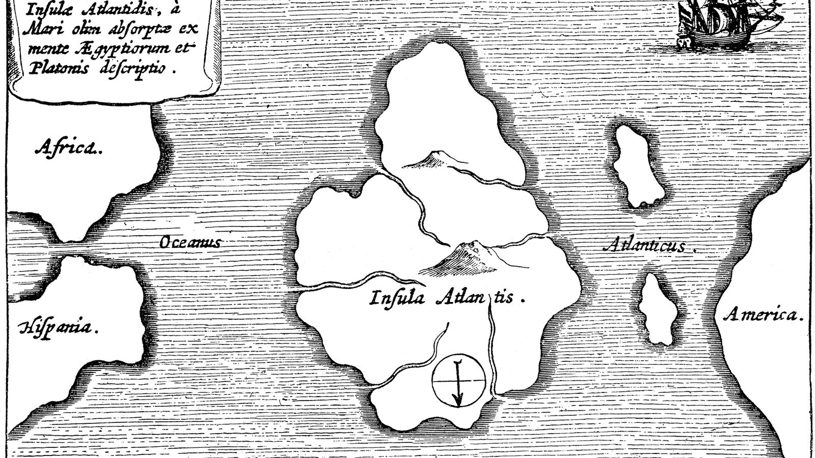 How The Imaginary Island Of Atlantis Was Mapped Vox