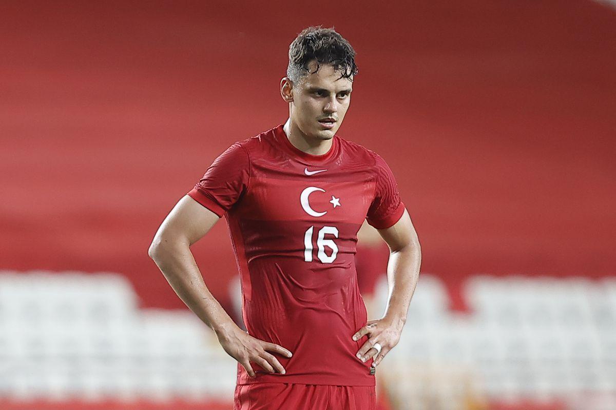 Turkey v Guinea : Friendly soccer match