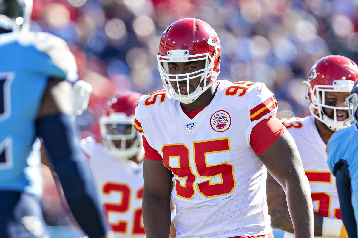 Chris Jones is held out again and other injury notes from the Titans and Chiefs Thursday practices