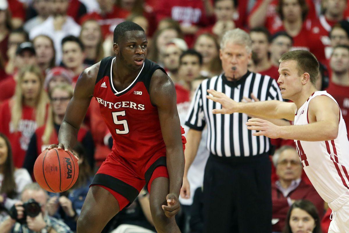 NCAA Basketball: Rutgers at Wisconsin
