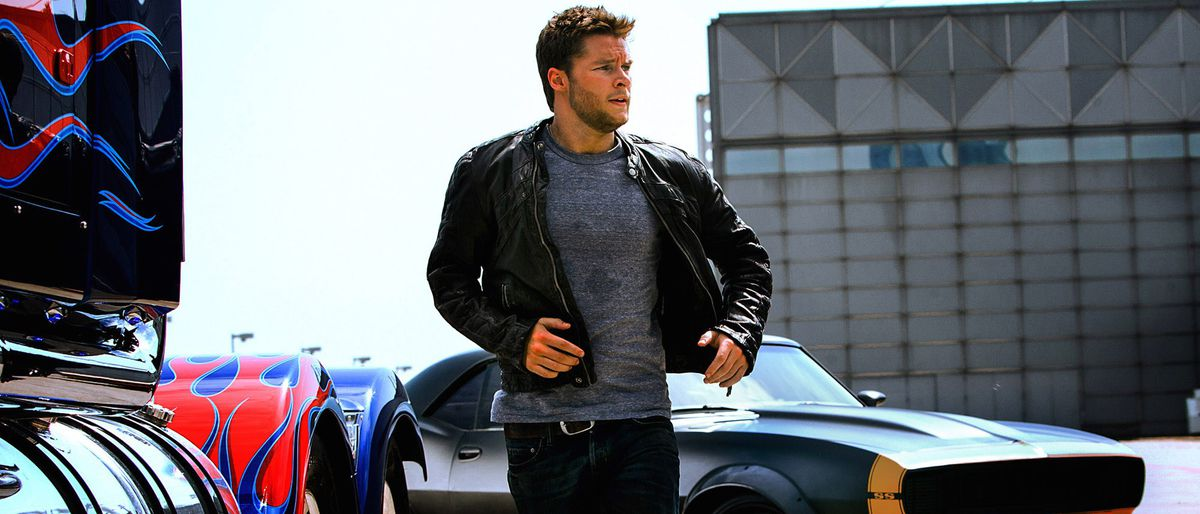 Jack Reynor in Transformers Age of Extinction