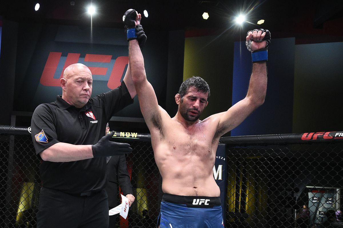 UFC Fight Night: Ferreira v Dariush