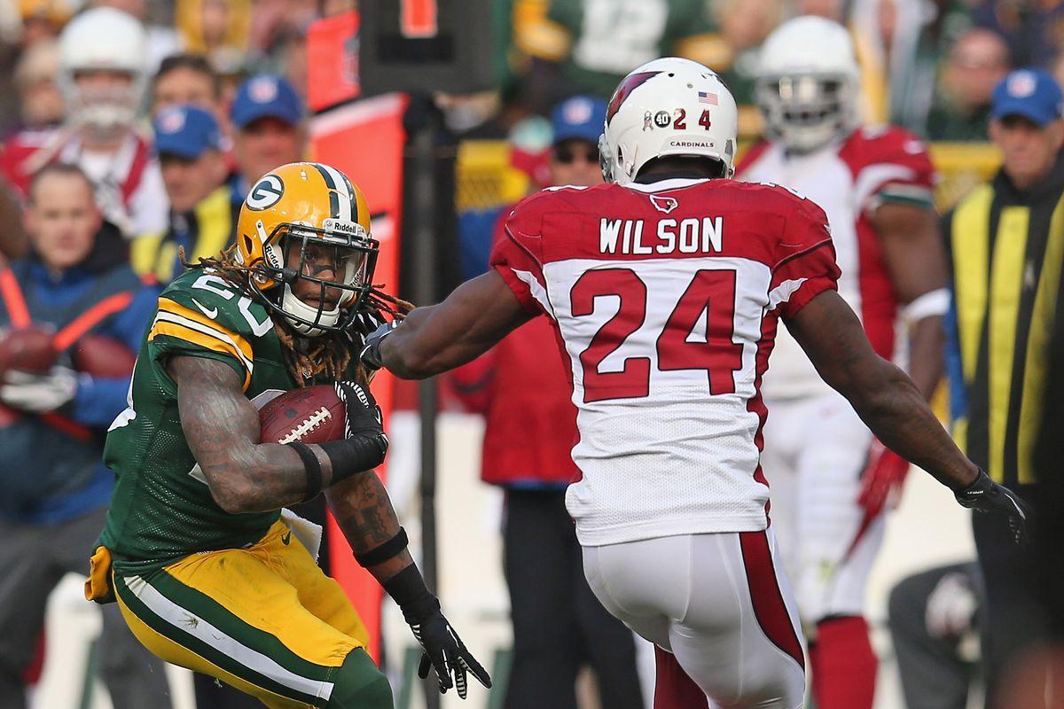 Adrian Wilson says one play got him demoted, cut from Arizona