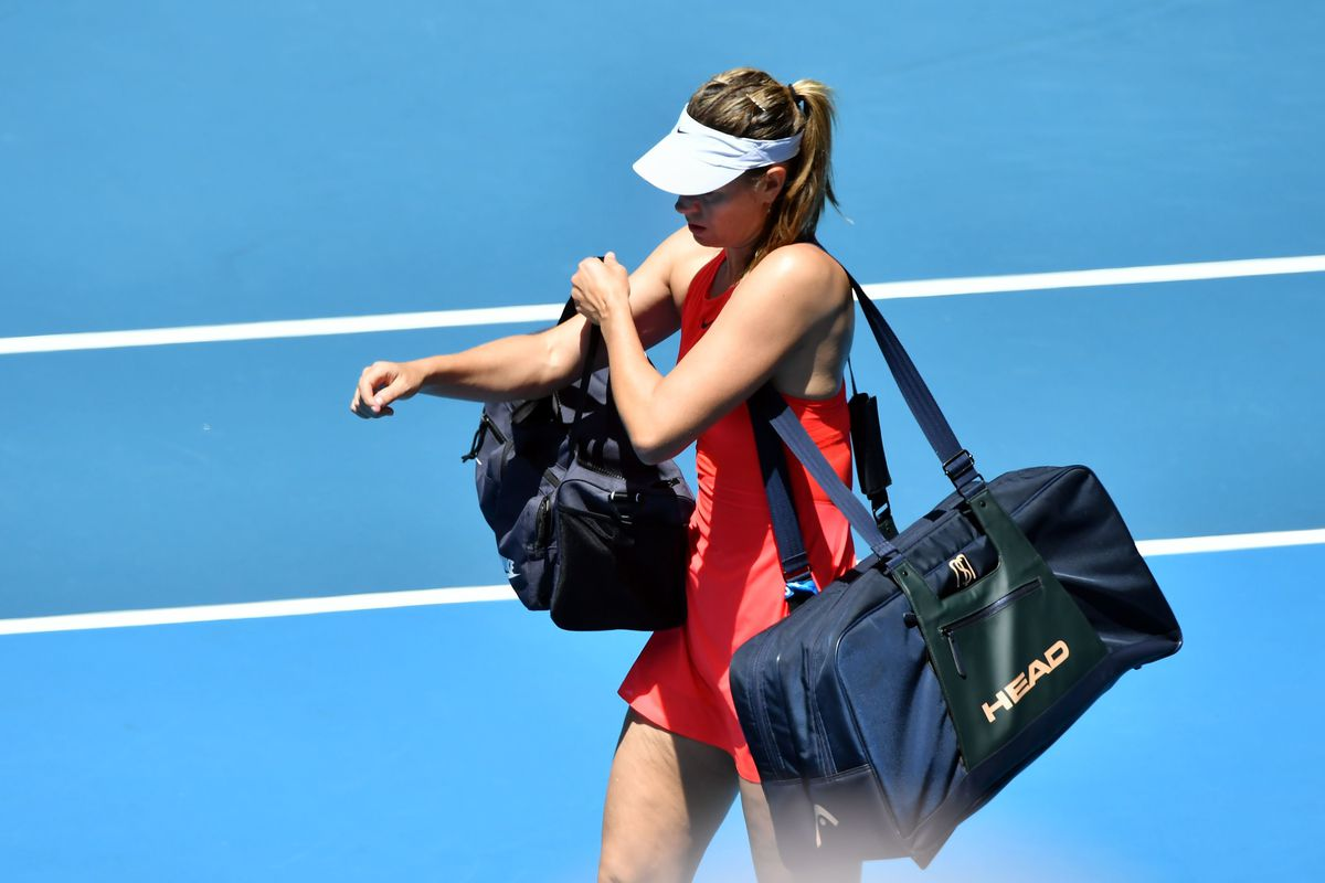 Australian Open: Maria Sharapova can't say what's next after loss