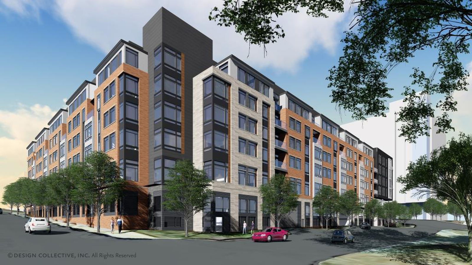 New Renderings Reveal Plans For Luxury Apartments Near