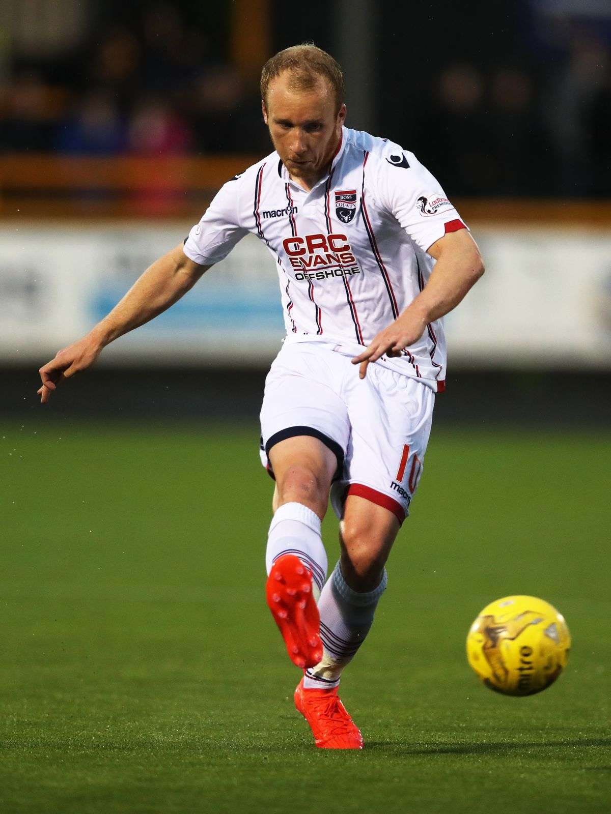 Alloa Athletic vs Ross County - Betfred Cup