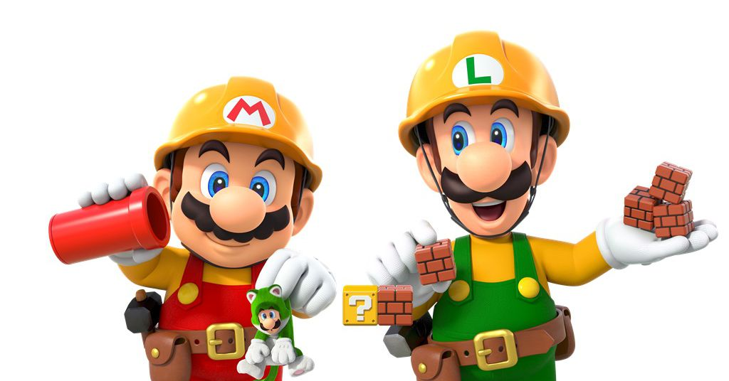 QnA VBage One of Nintendo's top designers says he always wanted a tool like Super Mario Maker