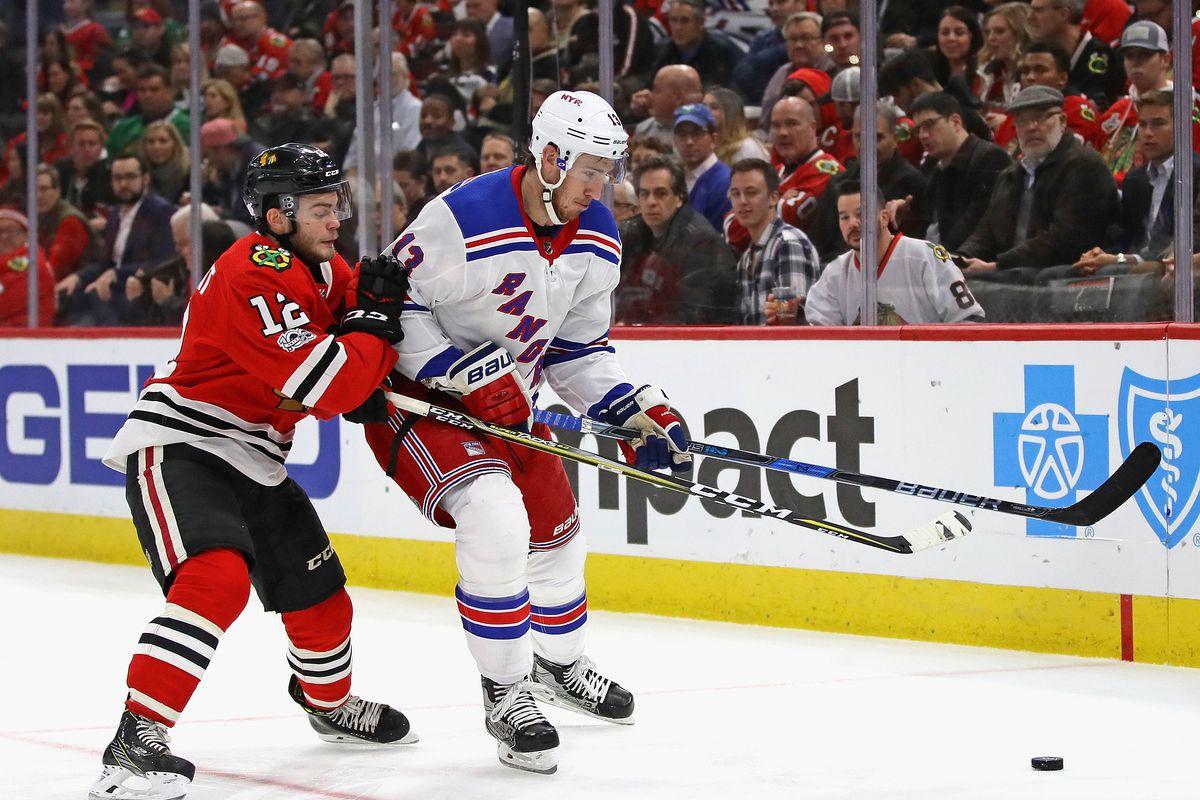 New York Rangers v Chicago Blackhawks