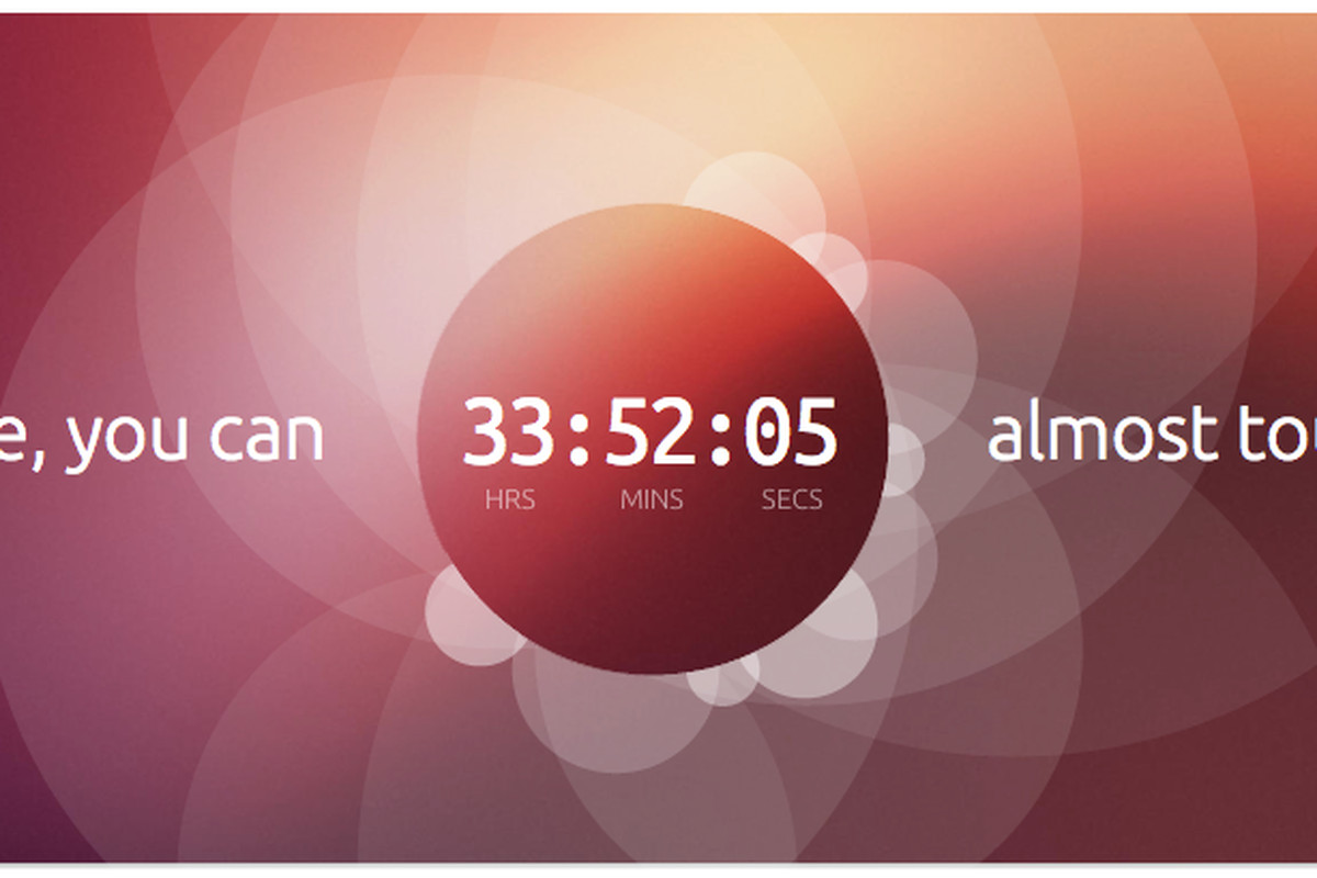 Ubuntu touch-based OS teased for January 2nd - The Verge