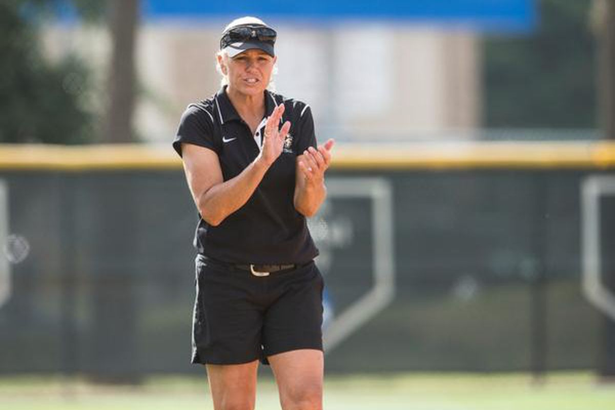 UCF Softball Head Coach Renee Luers-Gillispie