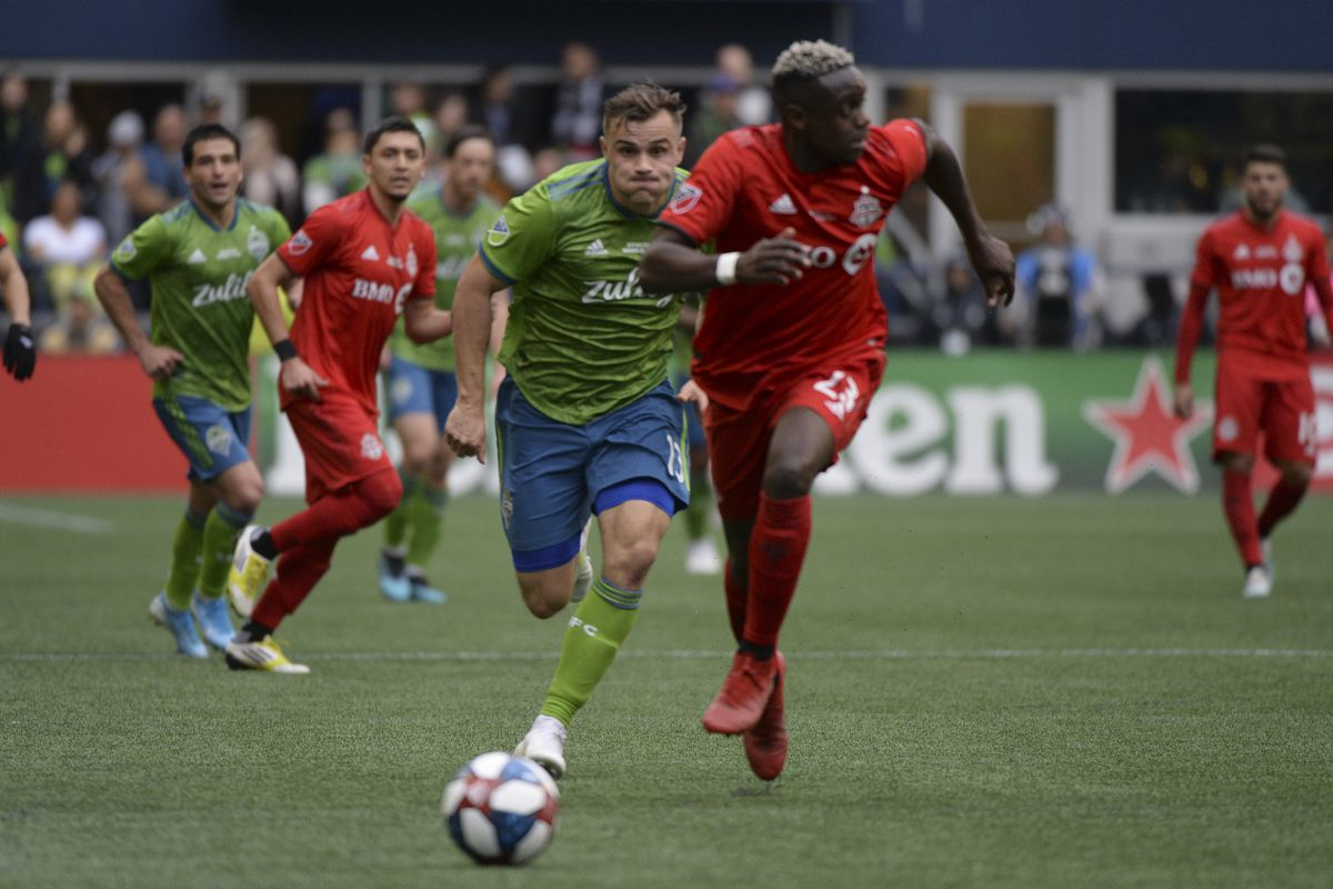 SOCCER: NOV 10 MLS Cup Final - Toronto FC at Seattle Sounders FC