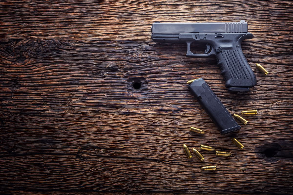 The family of a teenage Logan girl who survived a gunshot wound to the head will be handing out gun locks at the Cache County Fair.