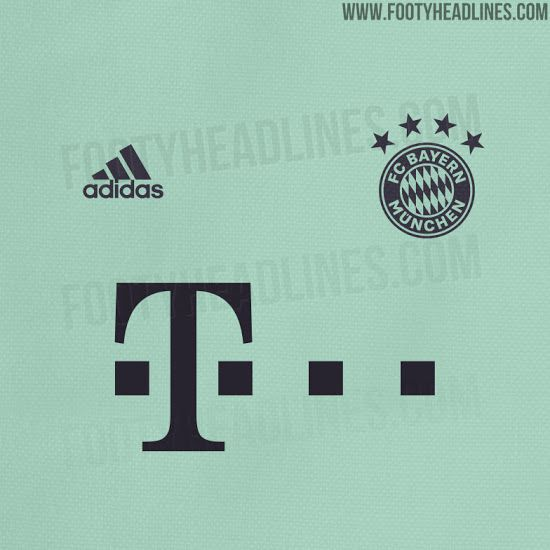 New kit alert: Bayern Munich's away and third kit designs