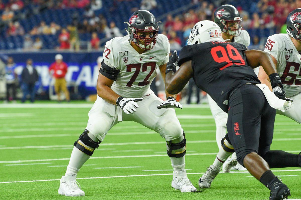COLLEGE FOOTBALL: SEP 13 AdvoCare Kickoff - Washington State v Houston