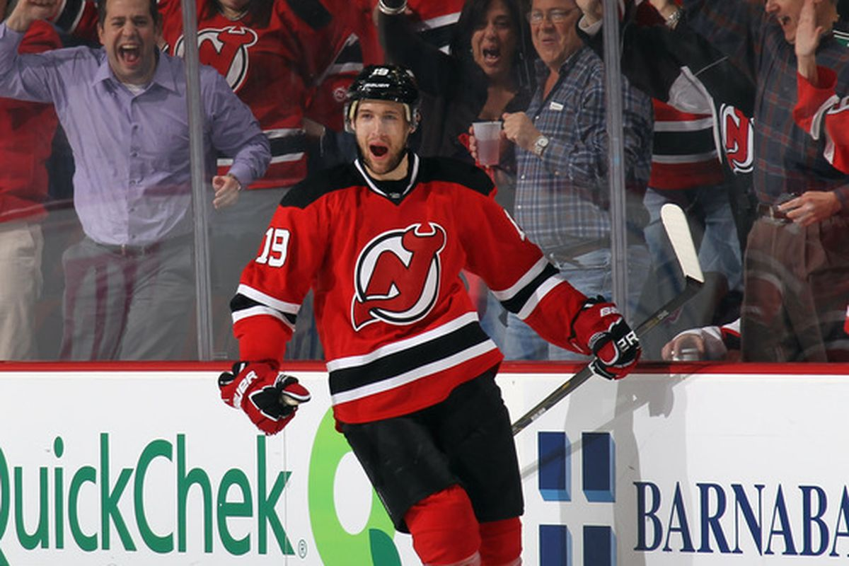 a1d2ebf8917 New Jersey Devils Make a Statement in 4-0 Win Over Florida Panthers in Game  4