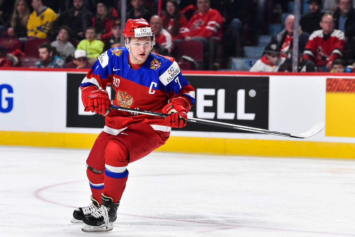 KHL expert weighs in on Kirill Kaprizov's future