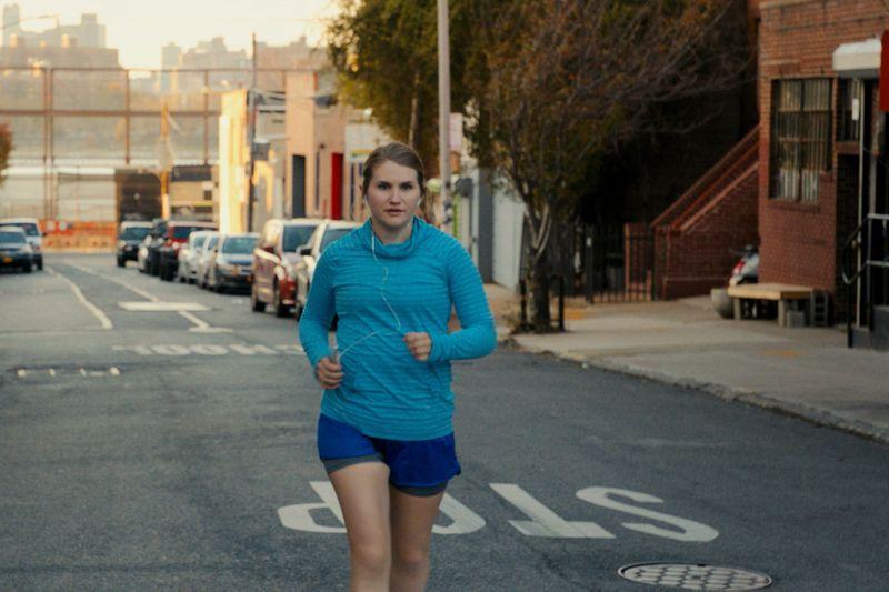Jillian Bell in Brittany Runs a Marathon.