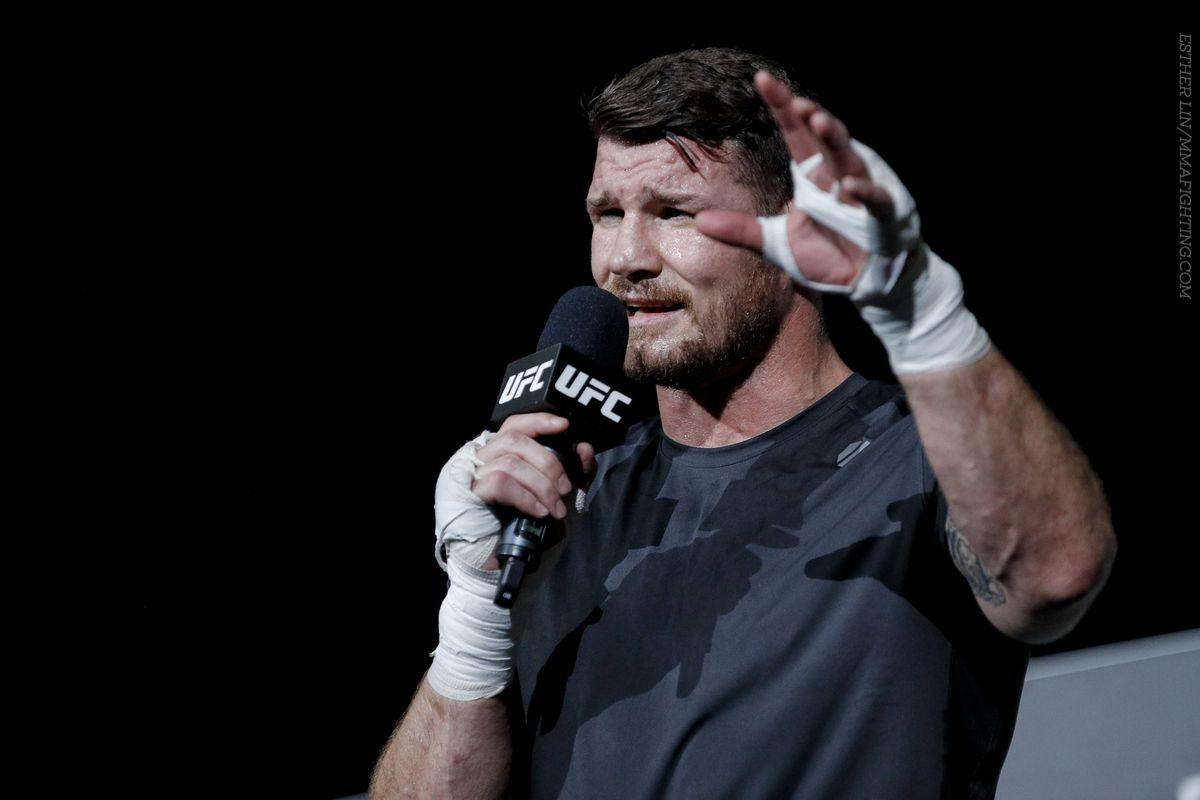 UFC 204 Open Workout Photos