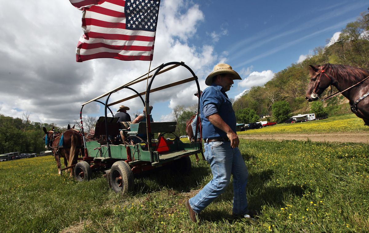 An Appalachian County's Community Bonds Help Overcome Challenge Of Poverty