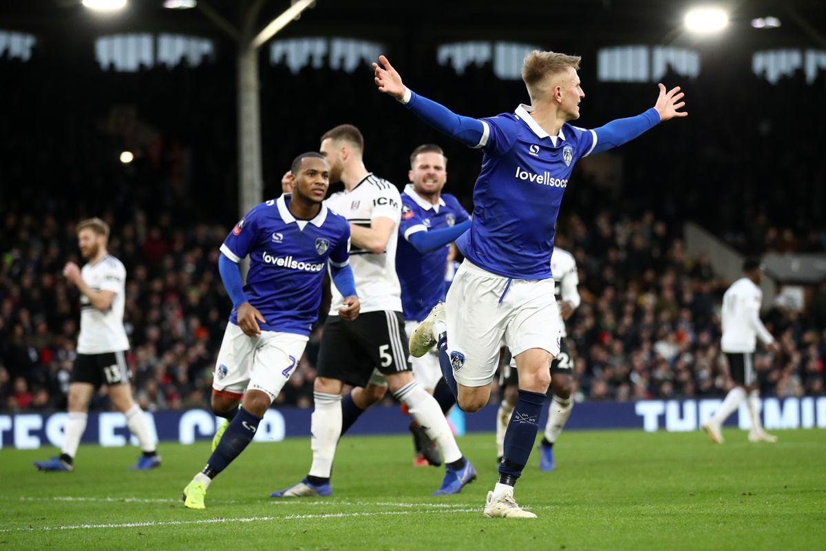 Fulham v Oldham Athletic - FA Cup Third Round