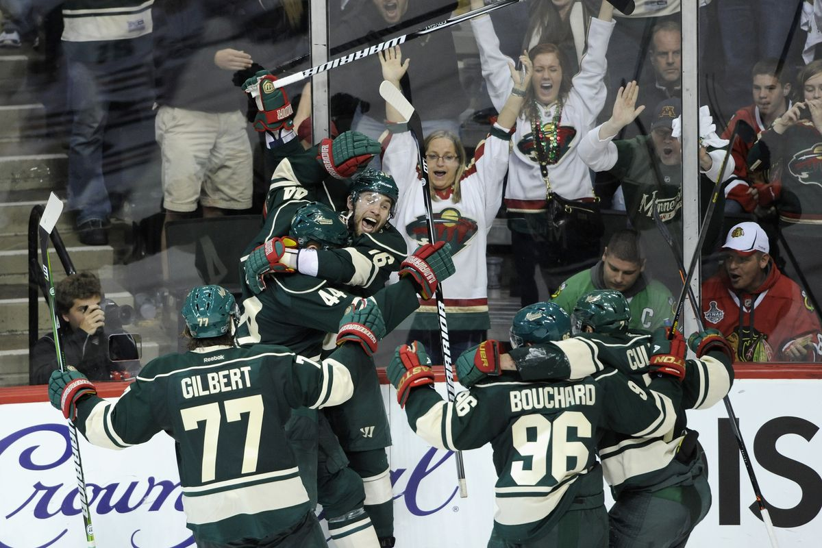 This is how excited I've been for this NHL season for the longest time.