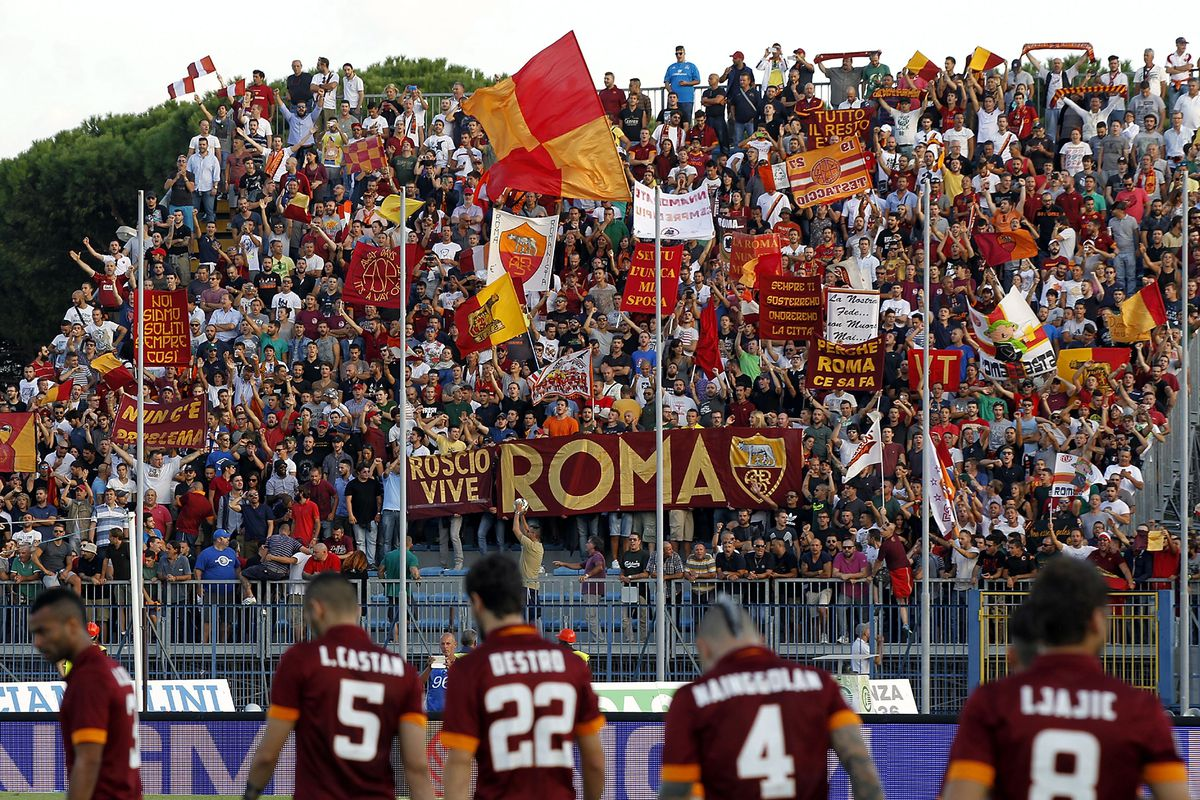 roma lazio ultras boycott walmart - photo#21