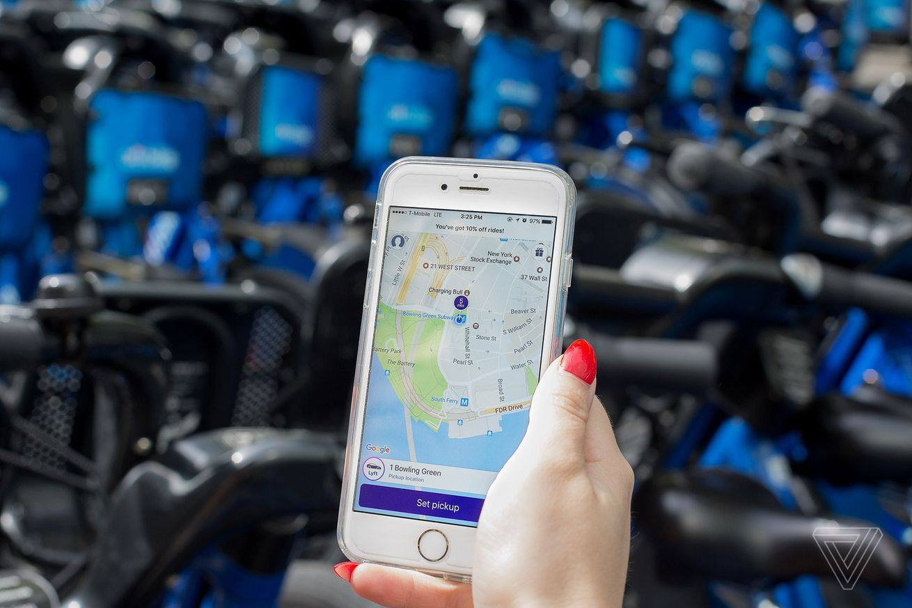 lyft will offer discounts to people who use bikes and scooters to connect to transit