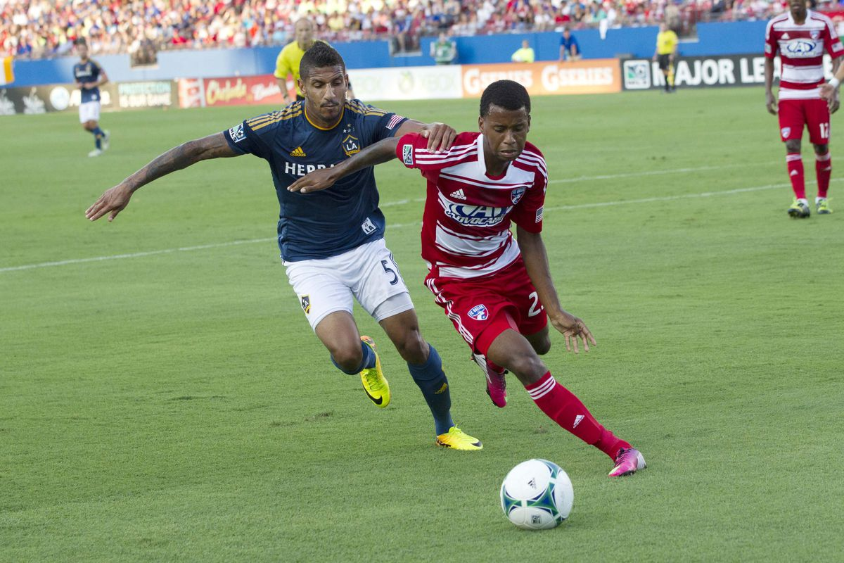 Kellyn Acosta of FC Dallas is a marauding outside back at a reasonable price.