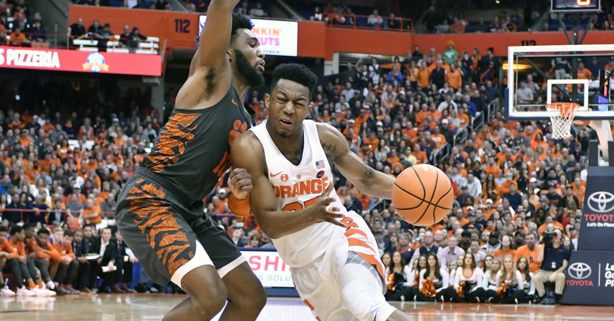 Tyus Battle scores 1,000th career point in Syracuse win ...