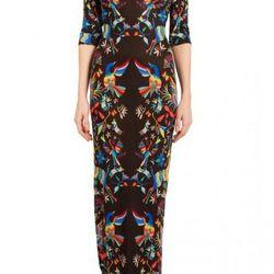 """<b>Mara Hoffman</b> Maxi Cross dress, <a href=""""http://www.marahoffman.com/ready-to-wear/maxi-cross-dress-4"""">$264</a>"""
