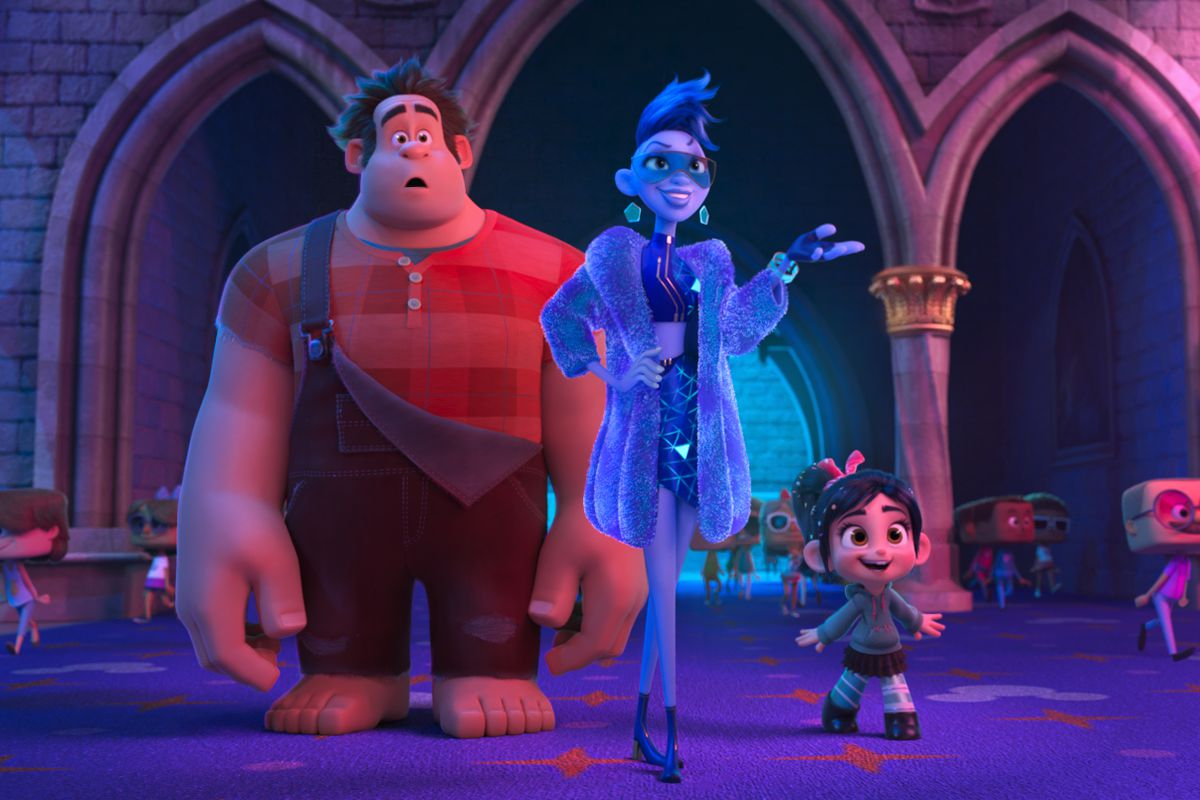 ralph breaks the internet how storyboards helped make the movie