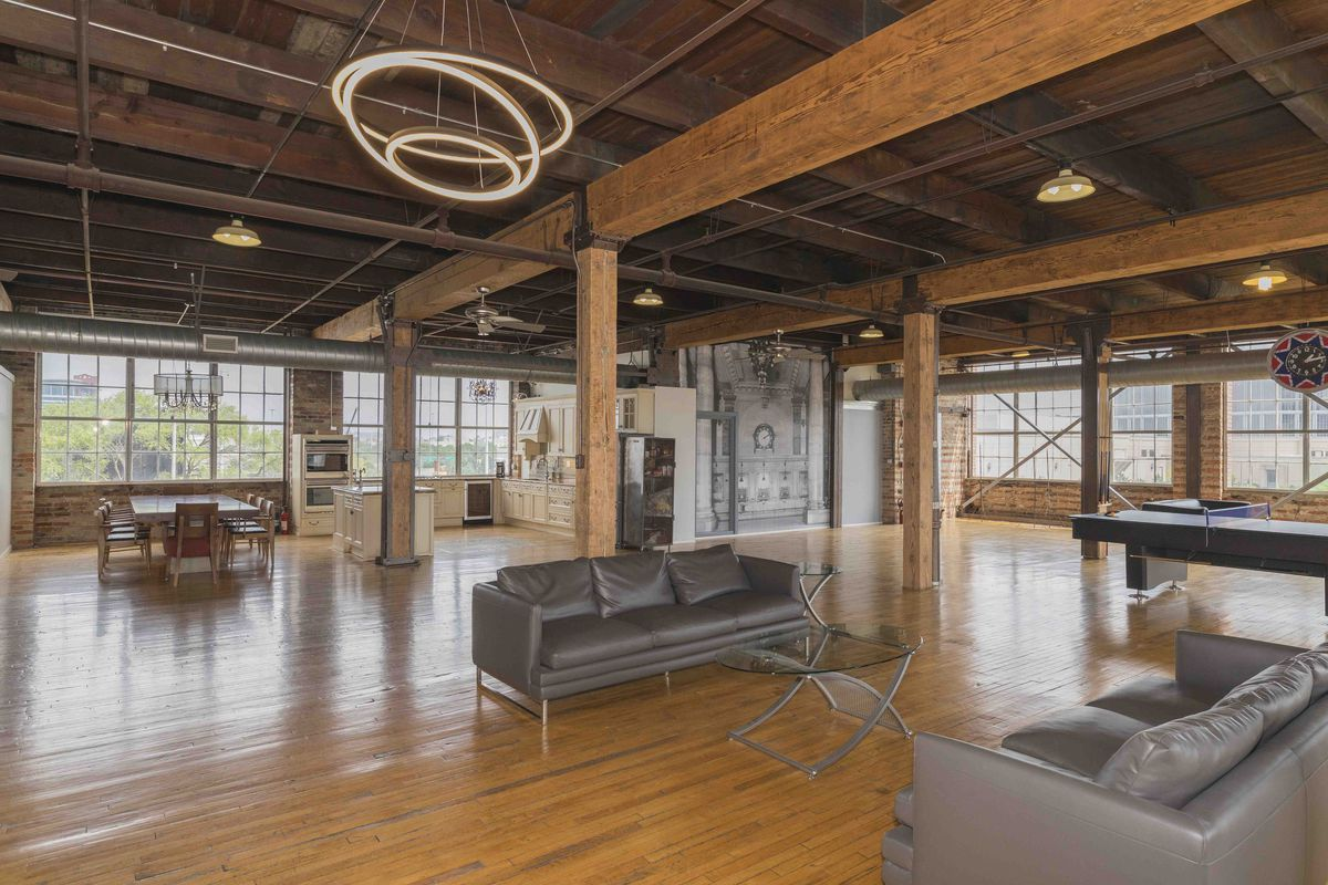 Incredible Corktown Loft Beautifully Renovated Now Asking