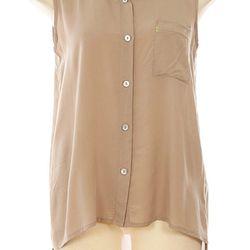 <b>Uye Surana</b> relaxed soft woven button-down, $68