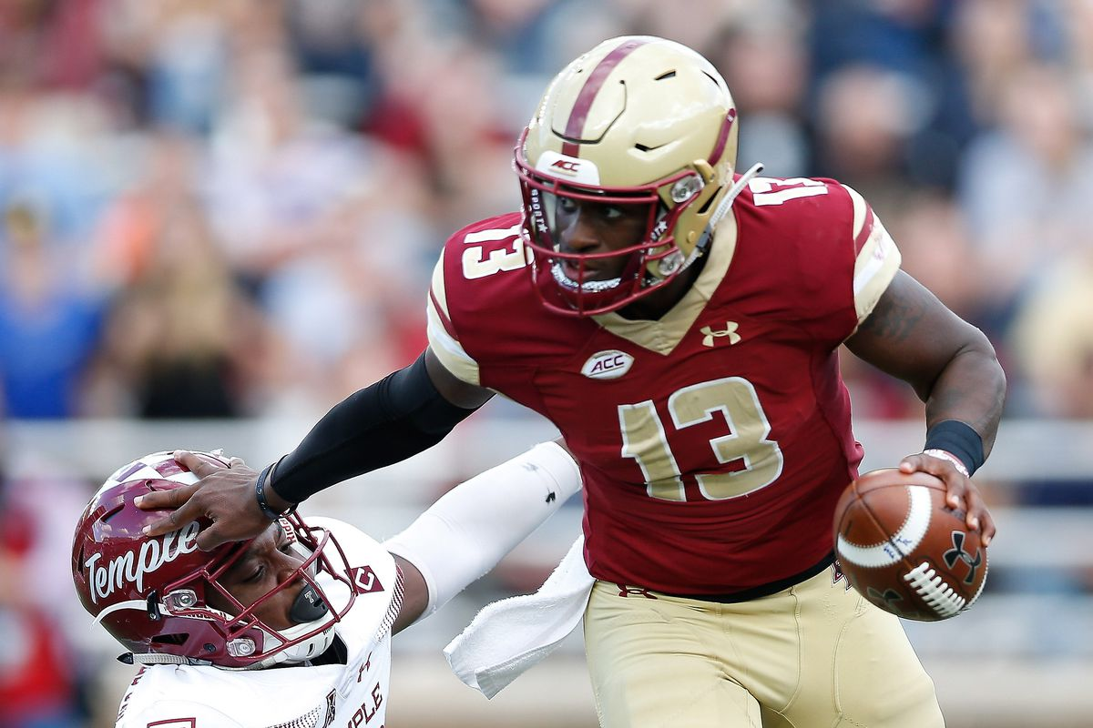 Boston College vs. Louisville  Final Thoughts And Predictions - BC ... 5ea331b06