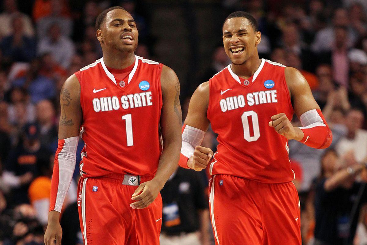 This Ohio State team was pretty good. #analysis