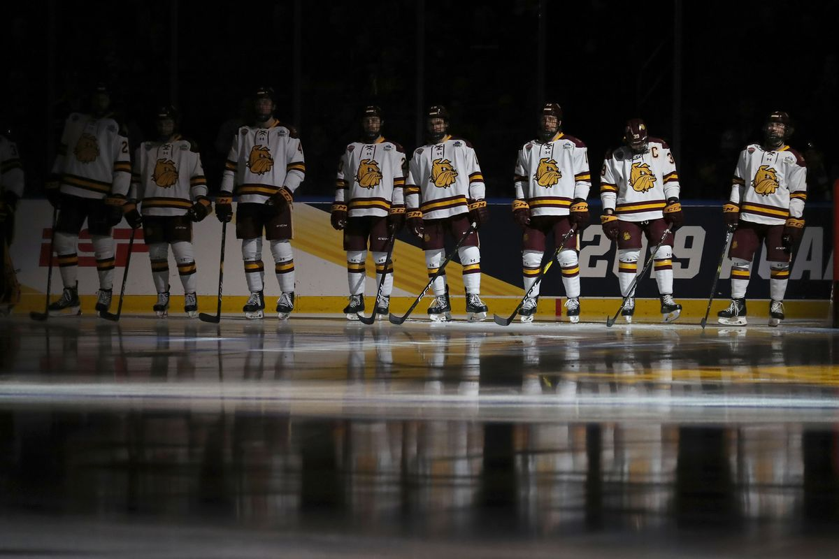 2019 NCAA Division I Men's Ice Hockey Championships - Semifinals