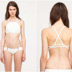 """<b>Beach Riot</b> Monte Top in Cream, <a href=""""http://needsupply.com/womens/new/monte-top.html?affiliate_id=20648&click_id={clickid}&utm_source=pepperjam#"""">$125</a> at Need Supply Co."""